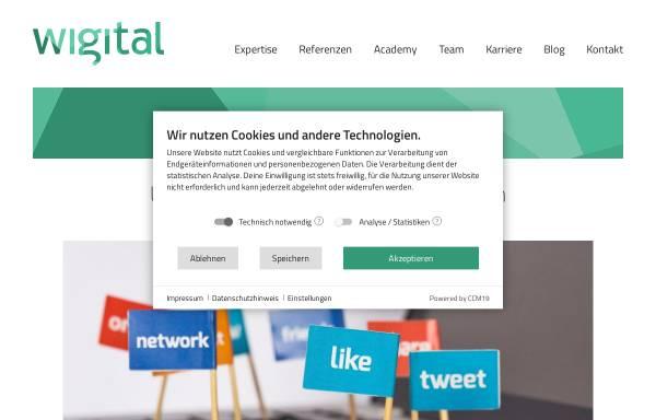 Vorschau von www.newsletter-blog.de, Newsletter Blog