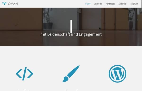 Vorschau von ovan.de, Online-Marketing Blog von OVAN Berlin