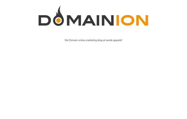 Vorschau von www.online-marketing-blog.at, Online-Marketing-Blog aus Österreich