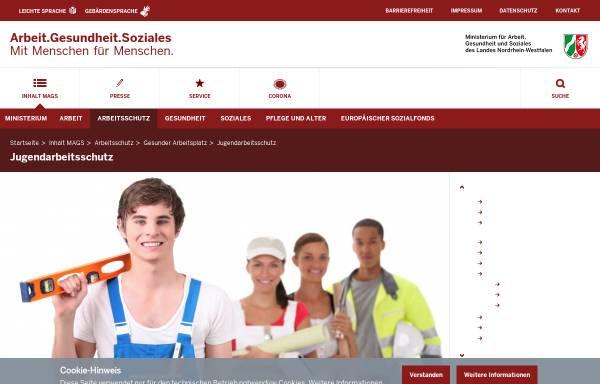 Vorschau von www.take-care.nrw.de, Take Care