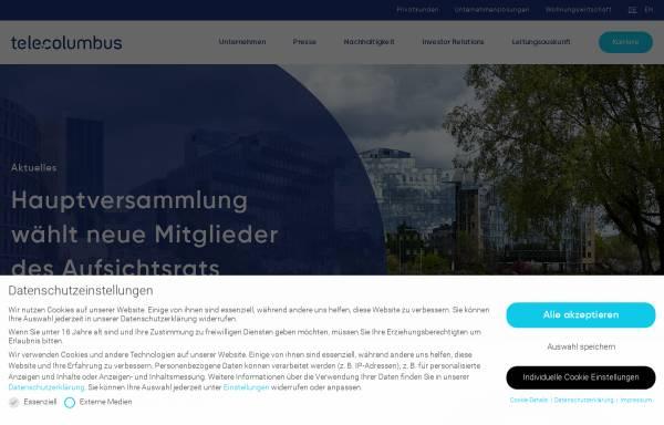 Vorschau von www.pepcom.de, Pepcom GmbH