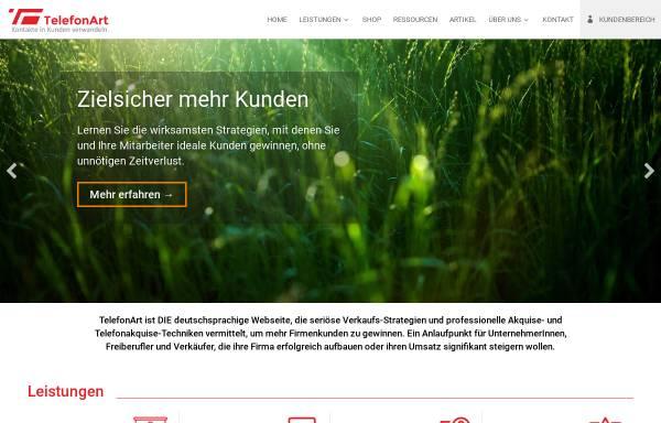 Vorschau von blog.telefonart.de, Das Telefon-Tagebuch