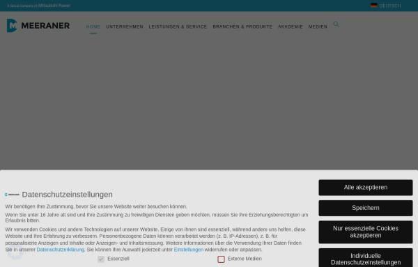 Meeraner Dampfkesselbau GmbH: Behälter, Fluidtechnik mdkb.de