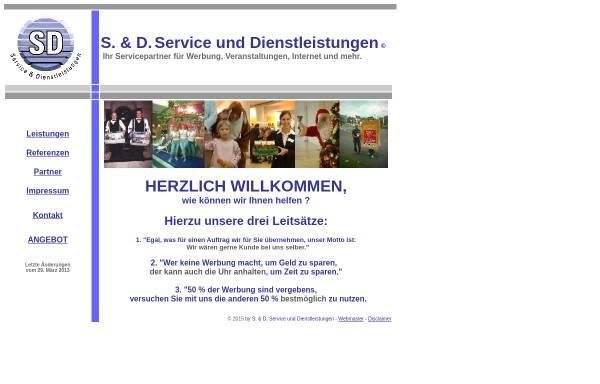Vorschau von www.doessereck.de, Weihnachtsmann-Service
