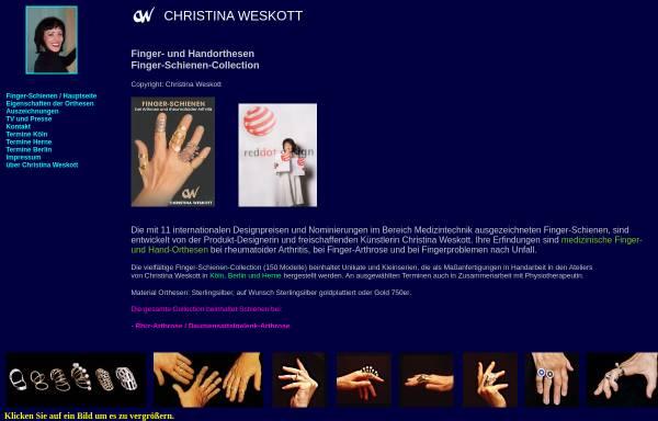 Genial Vorschau Von Www.rheuma Ringe.de, Atelier Weskott, Inh. Christina ...