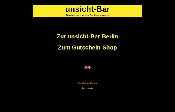 Vorschau von www.unsicht-bar.com, Unsicht-Bar