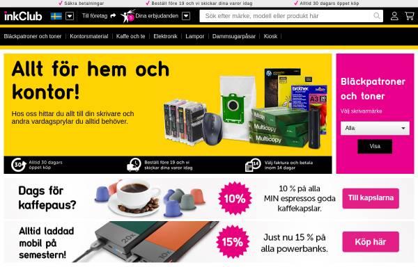Vorschau von www.inkclub.com, InkClub