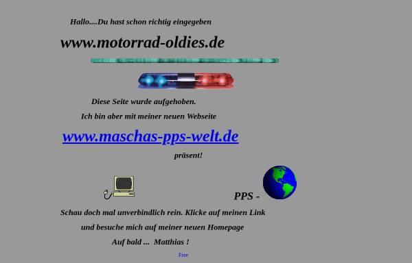 Vorschau von www.motorrad-oldies.de, Interessengemeinschaft Motorrad-Oldies-Weisweiler