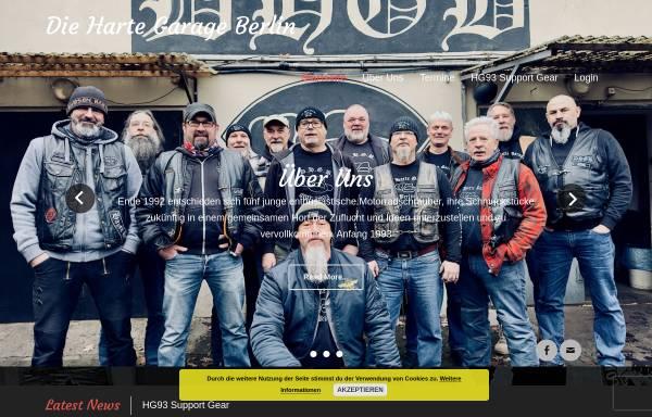 Vorschau von www.dhgb.de, MSV Die Harte Garage Berlin