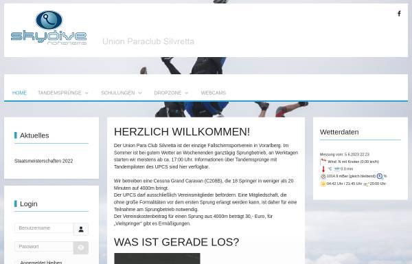 Vorschau von www.upcs.at, UPCS in Hohenems