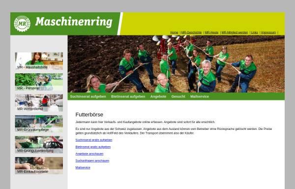 Vorschau von www.futterboerse.ch, Futterboerse.ch