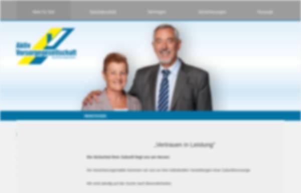 Vorschau von www.aktiv-vorsorge.de, Aktiv Vorsorge GmbH