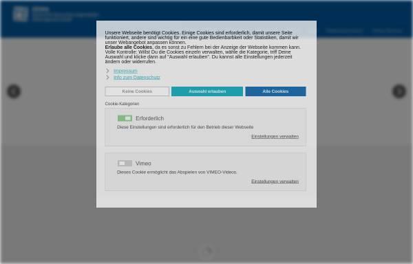 Vorschau von www.dema-makler.de, Dema Deutsche Versicherungsmakler AG