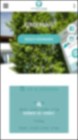 Vorschau der mobilen Webseite www.fischer-friedl.de, Fischer & Friedl GmbH Versicherungsmakler