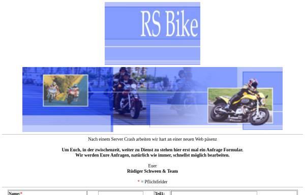 Vorschau von www.rsbike.de, RSBike, Rüdiger Schween