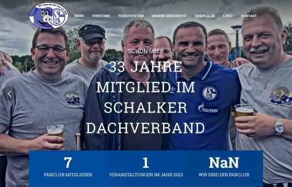 Vorschau von www.wir-lassen-die-sau-raus.de, Fanclub