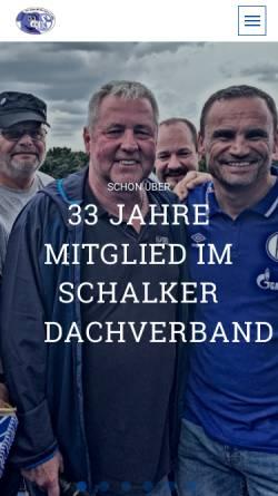 Vorschau der mobilen Webseite www.wir-lassen-die-sau-raus.de, Fanclub