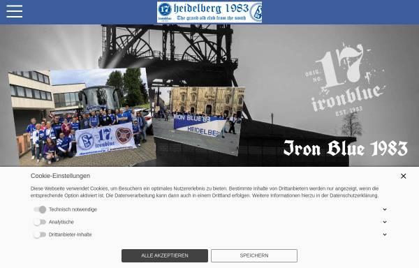 Vorschau von www.ironblue1983.de, Iron Blue 1983 Heidelberg