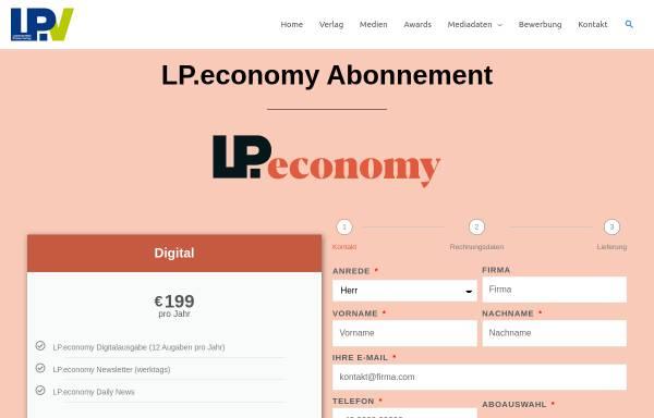 Vorschau von www.lpinternational.de, SHM - LPinternational