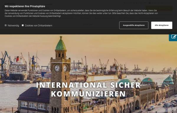 Vorschau von fix-services.com, Fix International Services GmbH & Co. KG