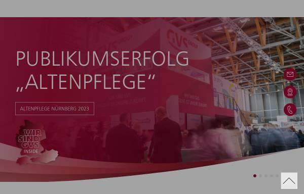Vorschau von www.gvs-eg.de, GVS Großverbraucherspezialisten e.G.