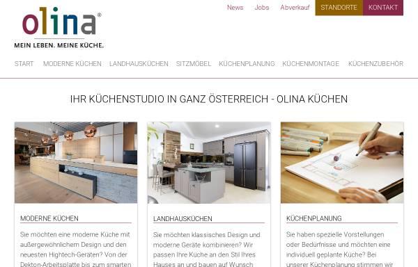 Vorschau von www.olina.com, olina Küchen