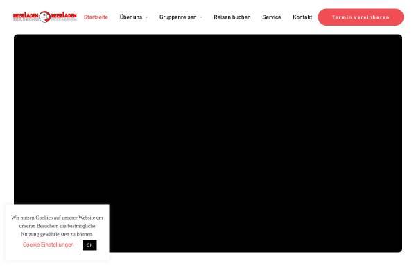 Vorschau von www.reiseladen-heilbronn.de, Reiseladen Heilbronn