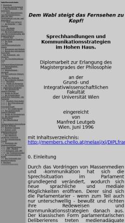 Vorschau der mobilen Webseite members.chello.at, Melaxi