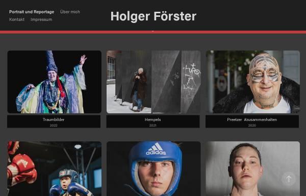 Vorschau von foerster-preetz.de, Förster, Holger