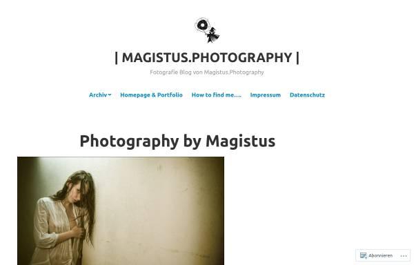 Vorschau von blog.magistus.de, Locher, Marcus