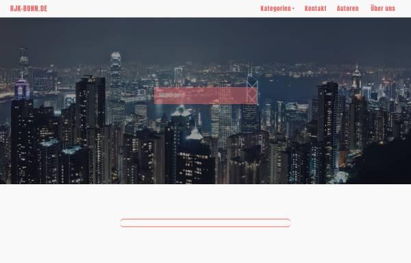 Vorschau von www.rjk-bonn.de, Robert Janker Klinik Bonn; Fachklinik für Radiologie