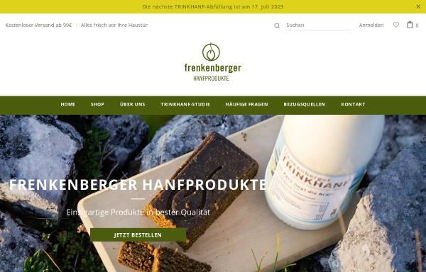 Frenkenberger, Take Hemp GmbH in Hallwang: Getränke, Nahrungs- und ...