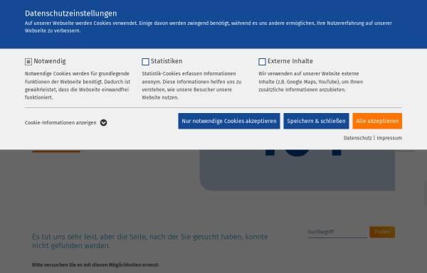 Vorschau von www.ameos.de, Klinik Dr. Heines
