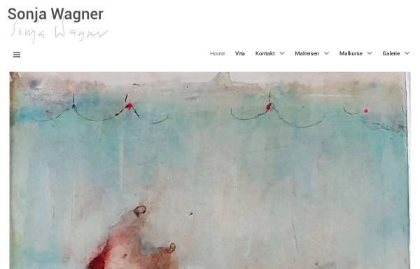 Vorschau von sonjawagner.com, Wagner, Sonja
