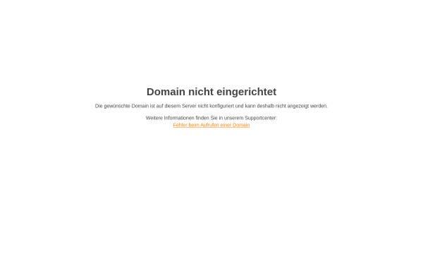 Vorschau von www.praesentationserfolg.ch, Präsentationserfolg by Michael Aeppli und Roman Schärli
