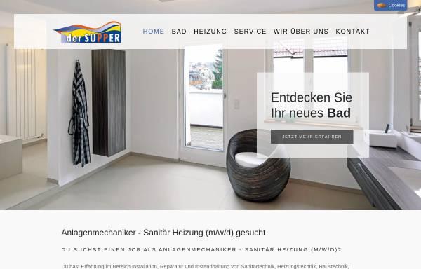 Vorschau von www.derrohrwurm.de, Rohrwurm Supper GmbH