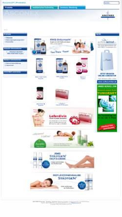 Vorschau der mobilen Webseite www.pharmakon.de, Pharmakon Arzneimittel GmbH