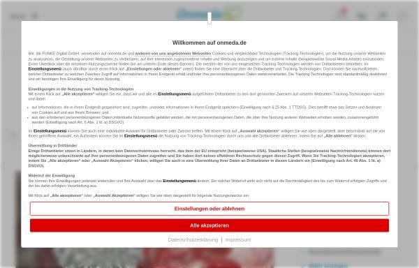 Vorschau von www.onmeda.de, Leukaemie - Onmeda: Medizin und Gesundheit