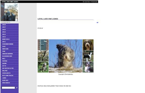 Vorschau von www.loyal-lads.de, Loyal Lads and Ladies