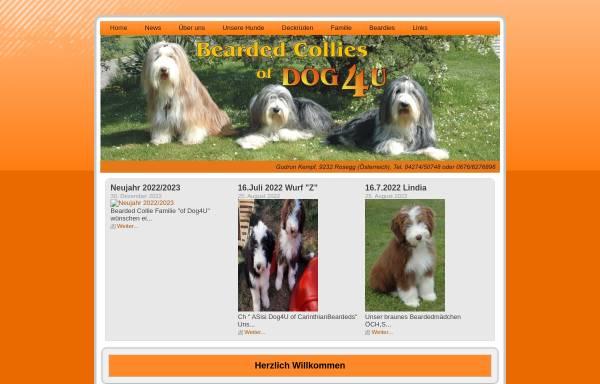 Vorschau von www.dog4u.at, Of Dog 4U