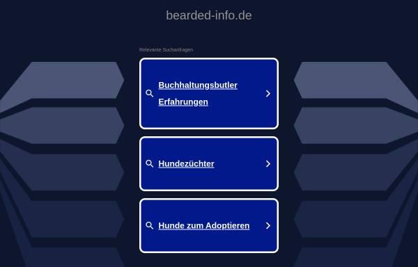 Vorschau von www.bearded-info.de, Von der Hummelwiese