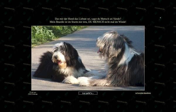 Vorschau von www.meinbeardie.de, Woolly Pad Joy and Pride