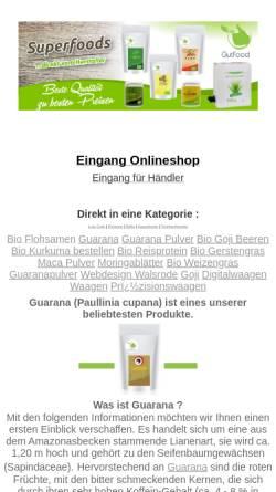Vorschau der mobilen Webseite www.goldener-zweig.de, Goldener Zweig, Sven Eike Nietiet