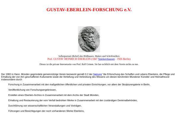 Vorschau von www.g-r-i-m-m.de, Eberlein, Gustav (1847-1926)
