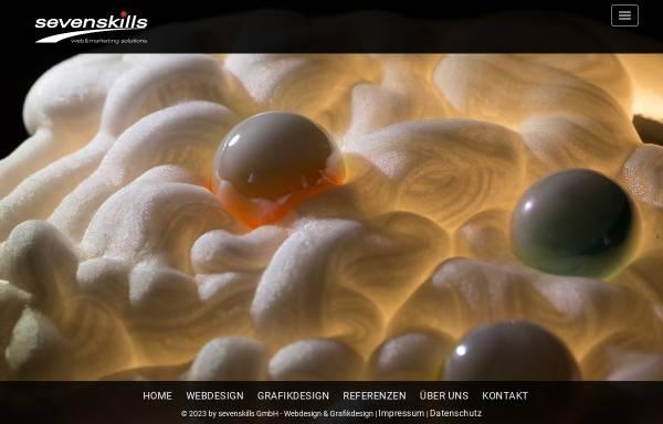 Vorschau von www.sevenskills.ch, Sevenskills P. Metzger
