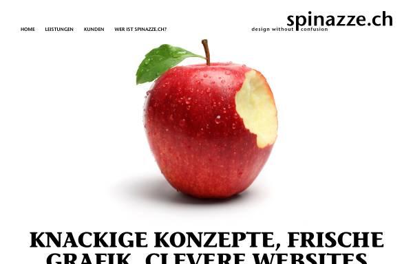 Vorschau von www.spinazze.ch, Spinazze