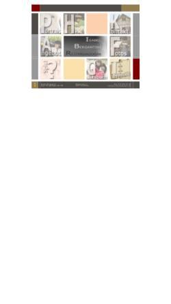 Vorschau der mobilen Webseite www.reitpaedagogin.ch, Reitpädagogin Isabel Bergantini