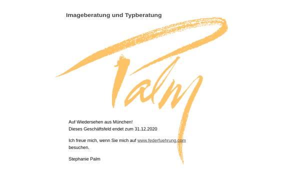 Vorschau von www.stephanie-palm.de, Stephanie Palm: Imageberatung, Profil und Persönlichkeit