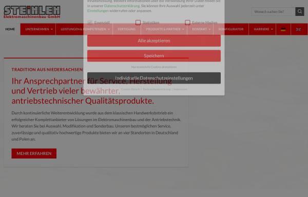 Vorschau von www.gebr-wittmann.de, Gebr. Wittmann GmbH
