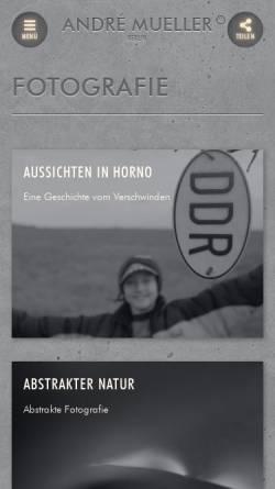 Vorschau der mobilen Webseite www.2a-berlin.de, Müller, André